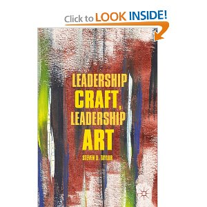 Leadership Craft Leadership Art