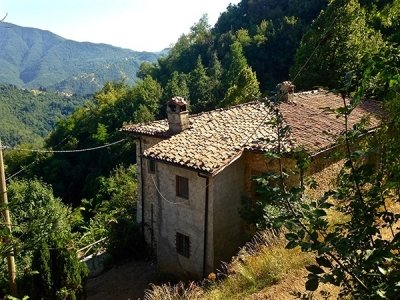 Culterra Magica, Canalecchia, Garfagnana, Tuscany