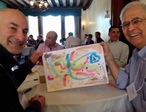 Why Art? CEOs Discover the Power of Art at Roundtable Retreat
