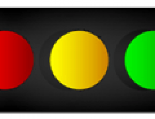 "Leadership insight: How to make a decision in the ""yellow-light"" zone"